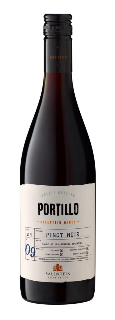 Bodegas Salentein Portillo Pinot Noir Bottle Preview
