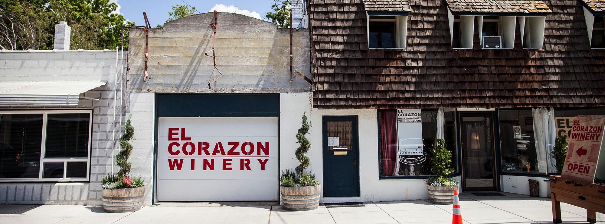 El Corazon Winery Cover Image