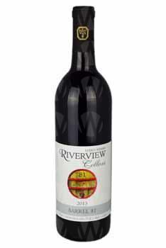 Riverview Cellars Estate Winery Barrel 81