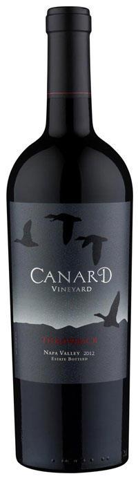 Canard Vineyard Throwback Bottle Preview