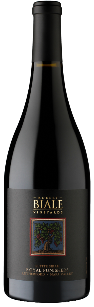 Robert Biale Vineyards Royal Punishers Petite Sirah Bottle Preview
