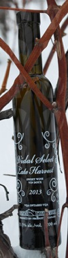 Waupoos Estates Winery Vidal Select – Late Harvest
