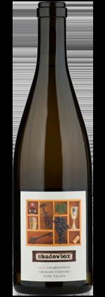 Shadowbox Cellars Orchard Vineyard Chardonnay Bottle Preview