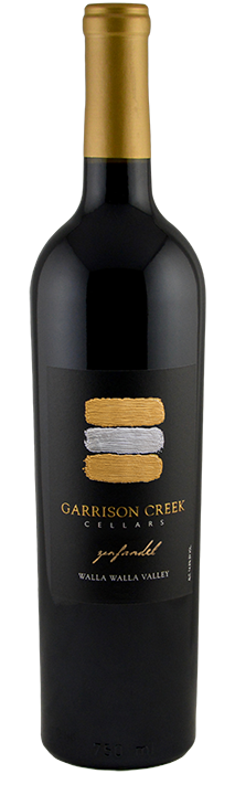 Garrison Creek Cellars Zinfandel Bottle Preview