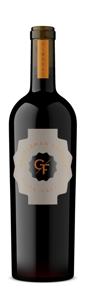 Gentleman Farmer Wines Napa Valley Gentleman Farmer Almanac Bottle Preview