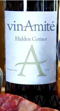 VinAmité Cellars Hidden Corner