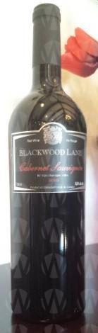 Blackwood Lane Vineyards & Winery Cabernet Sauvignon