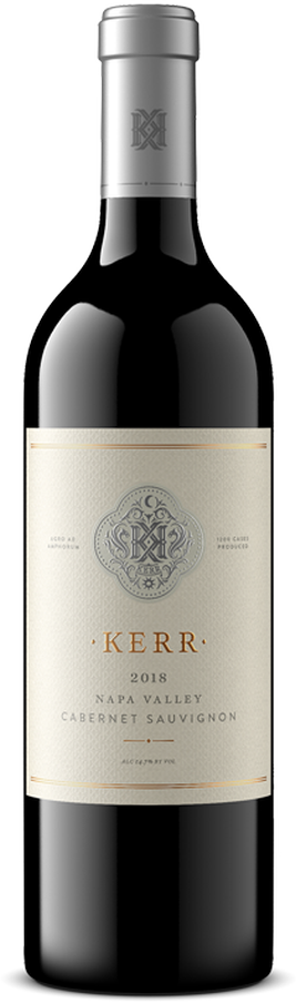 Kerr Cellars Napa Valley Cabernet Sauvignon Bottle Preview