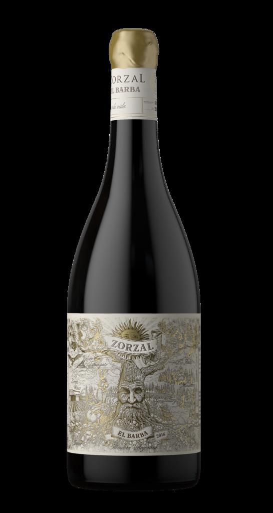 Zorzal Wines El Barba Bottle Preview