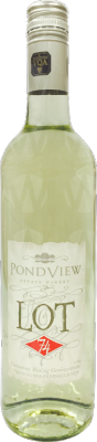 PondView Estate Winery Lot 74 White