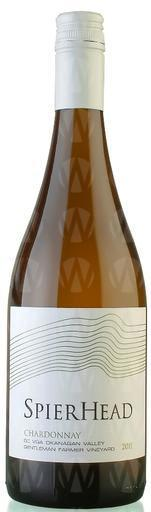 SpearHead Winery Chardonnay