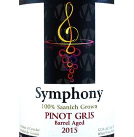 Symphony Vineyard Gris Oaked