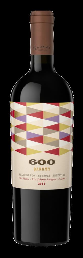Viñas Qaramy QARAMY 600 Bottle Preview