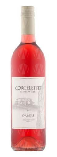 Corcelettes Estates Winery Oracle Rose