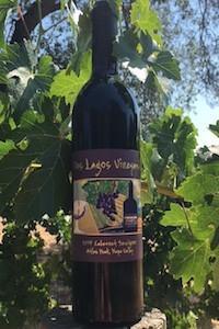 Dos Lagos Vineyards Dos Lagos Vineyards Cabernet Sauvignon Bottle Preview