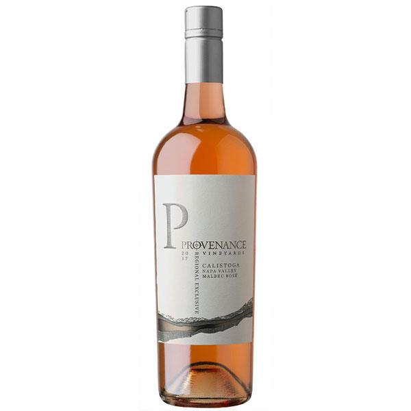 Malbec Rosé Napa Valley Bottle