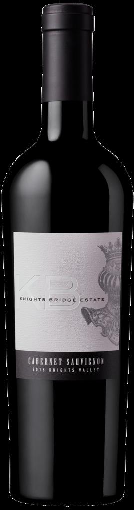 Knights Bridge Winery Knight's Bridge Estate Cabernet Saubignon Bottle Preview