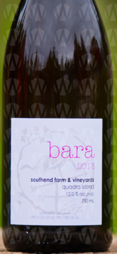 Southend Farm Vineyards Bara