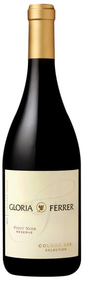 Gloria Ferrer Caves & Vineyards Colmar 538 Selection Pinot Noir Bottle Preview