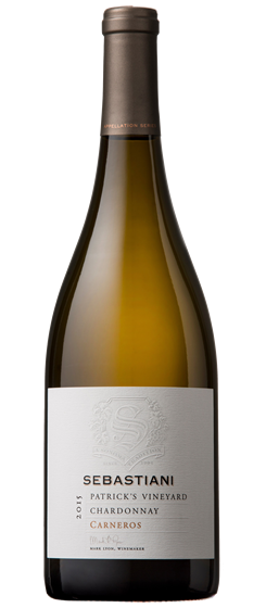 Sebastiani Vineyards & Winery Patrick's Vineyard Chardonnay, Carneros Bottle Preview