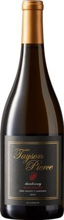 Tayson Pierce Estate Wines Chardonnay Bottle