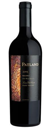"""Patland Estate Vineyards """"Select Barrel Reserve"""" Malbec Bottle Preview"""