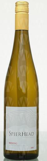 SpearHead Winery Riesling