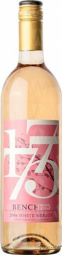 Bench 1775 Winery White Merlot