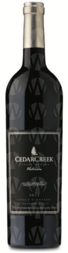 CedarCreek Estate Winery The Last Word