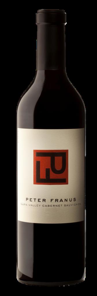 Peter Franus Wine Company Cabernet Sauvignon Bottle Preview