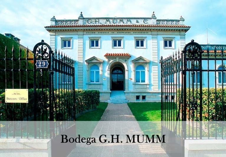 Bodega Mumm Cover Image