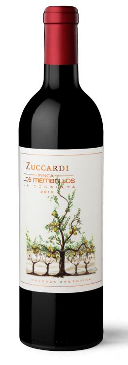 Zuccardi Wines Zuccardi Finca Los Membrillos Bottle Preview