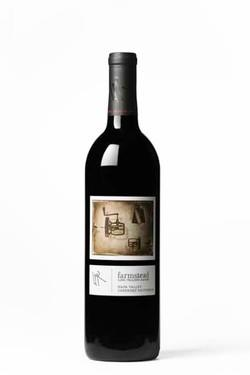 Long Meadow Ranch Winery Cabernet Sauvignon Farmstead Bottle Preview