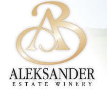 Aleksander Estate Winery Logo