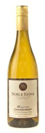 Noble Ridge Vineyard & Winery Reserve Chardonnay