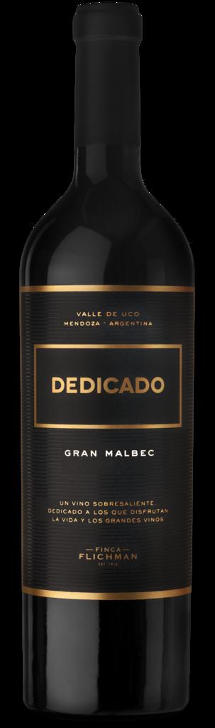 Finca Flichman Dedicado Gran Malbec Bottle Preview