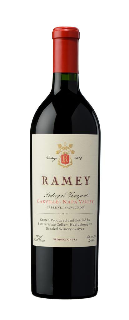 Ramey Wine Cellars Cabernet Sauvignon, Pedregal Vineyard, Oakville Bottle Preview