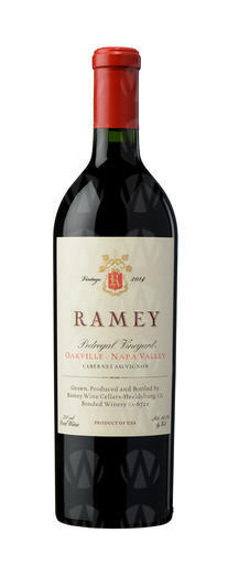 Ramey Wine Cellars Cabernet Sauvignon, Pedregal Vineyard, Oakville