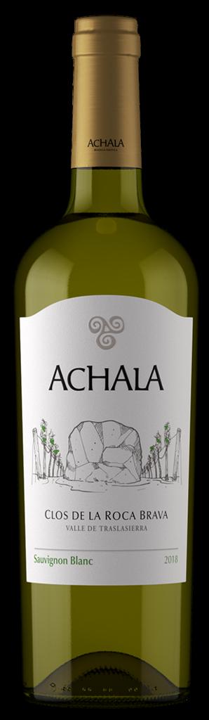Achala Bodega Exótica Clos de la roca brava Sauvignon Blanc Bottle Preview