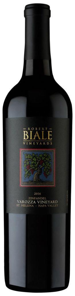 Robert Biale Vineyards Varozza Vineyard Zinfandel Bottle Preview