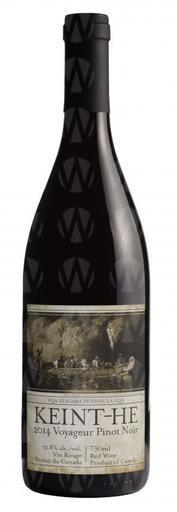Keint-he Winery & Vineyards Voyageur Pinot Noir