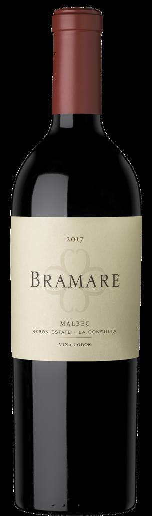 Bramare Malbec Rebon Estate Bottle