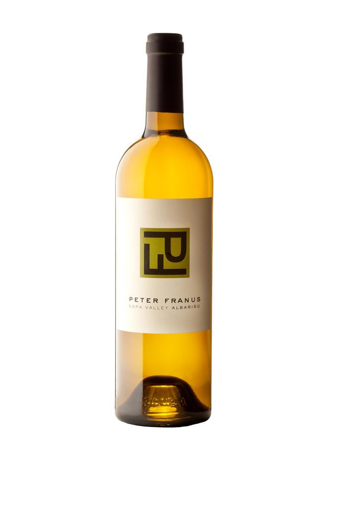 Peter Franus Wine Company Albariño Bottle Preview