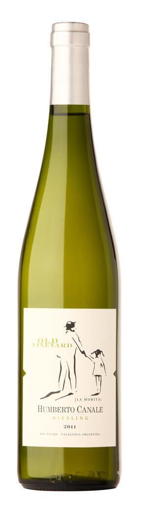 Old Vineyard -  Riesling Bottle