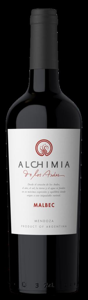 Alchimia Wines Alchimia Malbec Bottle Preview
