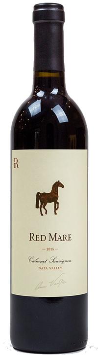 Red Mare Wines Cabernet Sauvignon Bottle Preview