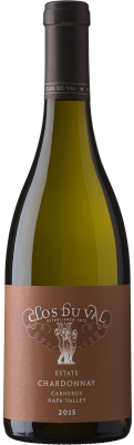 Clos du Val Estate Chardonnay, Carneros, Napa Valley Bottle Preview