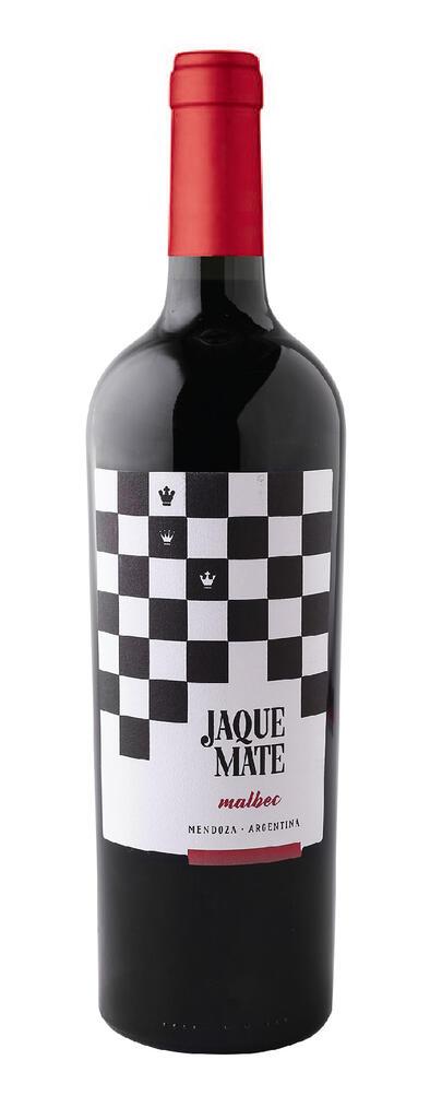 Bodegas y Viñedos Sanchez S.A. JAQUE MATE VARIETAL MALBEC Bottle Preview