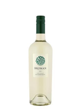 Broman Cellars Sauvignon Blanc Bottle Preview