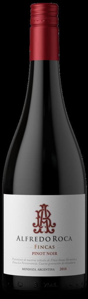 Alfredo Roca Fincas Pinot Noir Bottle